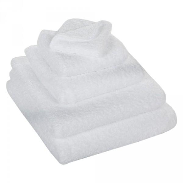 Abyss & Habid. Handdoek Super Pile, Wit