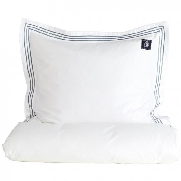 Grand Design Dekbedovertrek Bedford Satin, White
