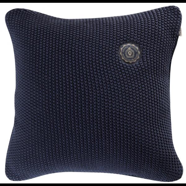 Grand Design Sierkussen Moss Knit, Navy