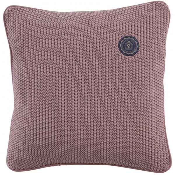 Grand Design Sierkussen Moss Knit, Rose