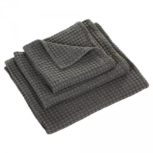 Abyss & Habidecor Handdoek Pousada, Grijs