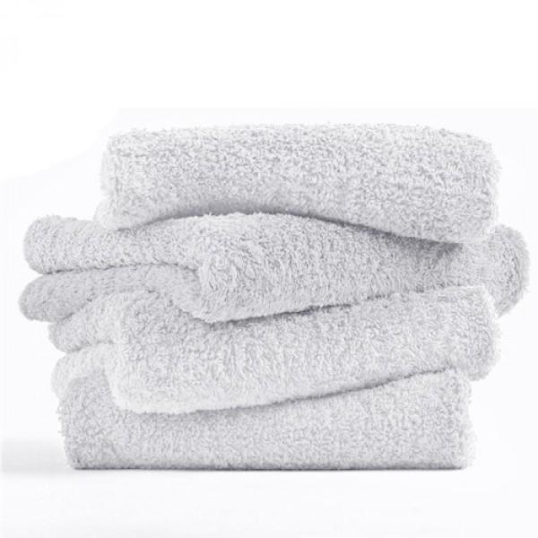 Abyss & Habid. Handdoek Super Pile, Perle
