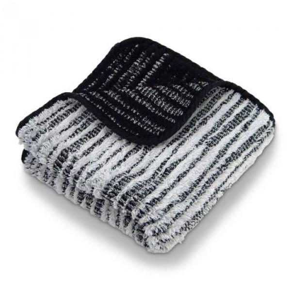 Abyss & Habid. Handdoek Cozi, Zwart
