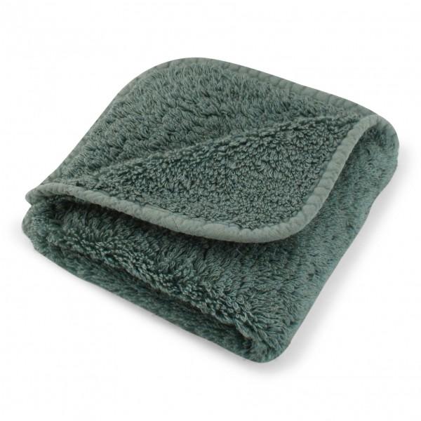 Abyss & Habid. Handdoek Super Pile, Evergreen (280)