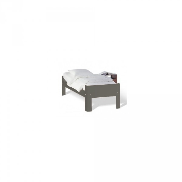 Auping Bed Auronde 3000, Warm Grey