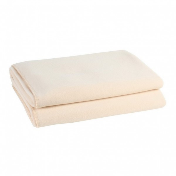 Zoeppritz Plaid Soft-Fleece, Beige