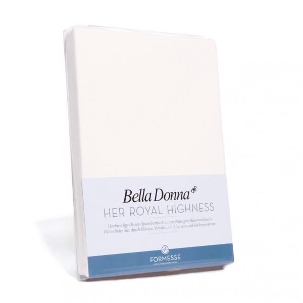 Bella Donna Hoeslaken Rond, Gebroken Wit (0114)