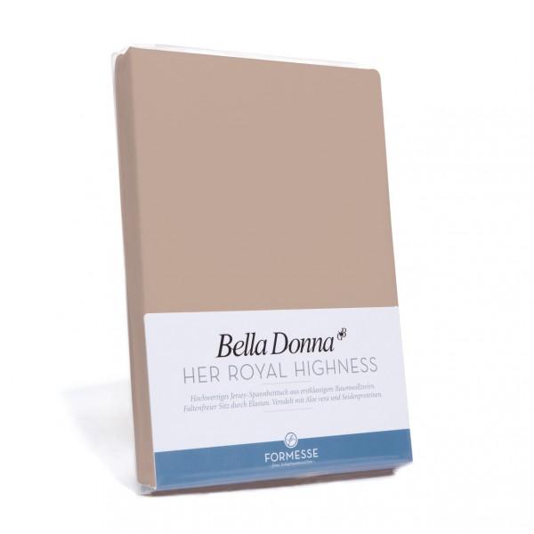 Bella Donna Hoeslaken Rond, Truffel (0126)