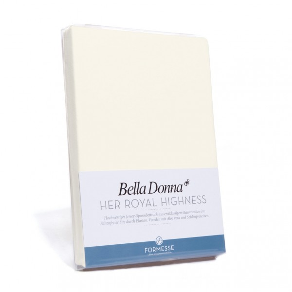 Bella Donna Tophoeslaken XL, Zilver (0520)