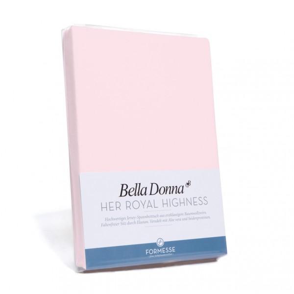 Bella Donna Tophoeslaken, Rose (0566)