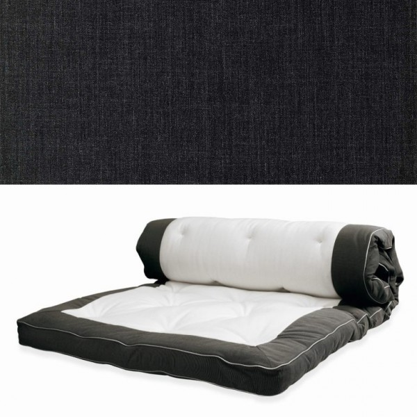 Carpe Diem Topmatras Luxury, Zwart (Luxury)