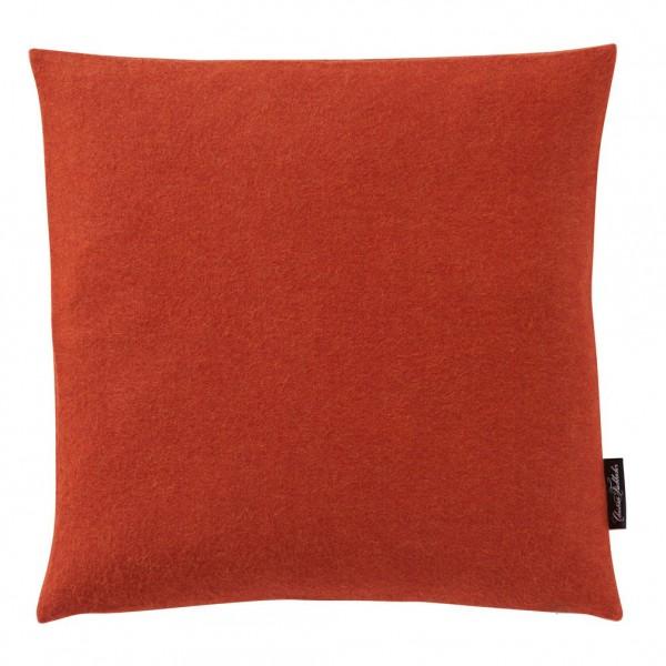 Chr. Fischbacher Sierkussen Puro, Rood-Oranje