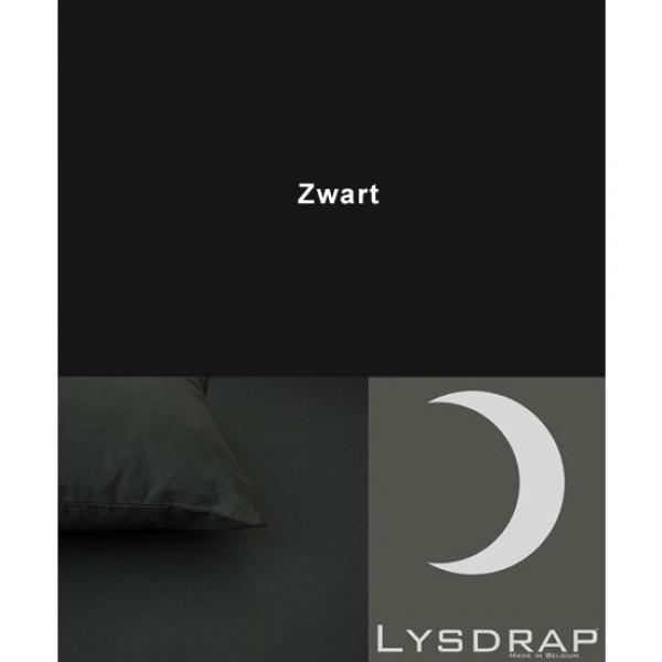 Lysdrap Sloop Linnen, Zwart Uni