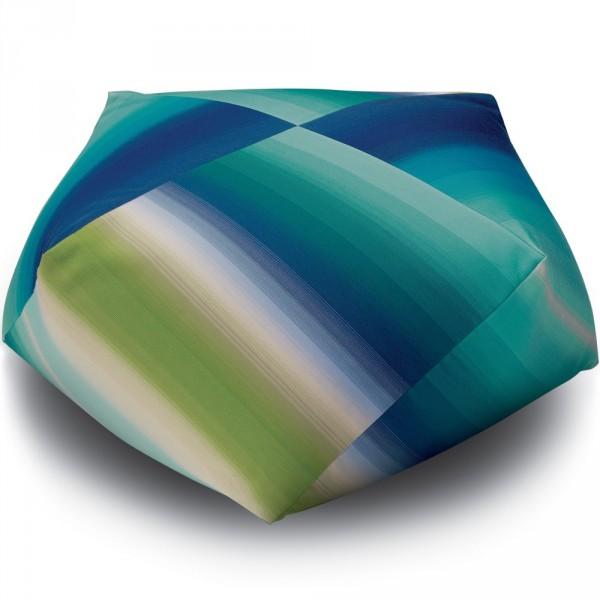 Missoni Home Diamant Poef Tonga, Kleur 170
