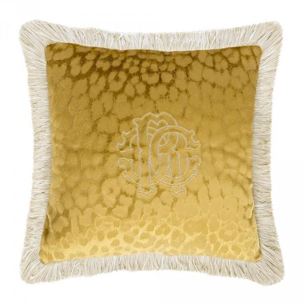 Roberto Cavalli Sierkussen Monogram, Gold