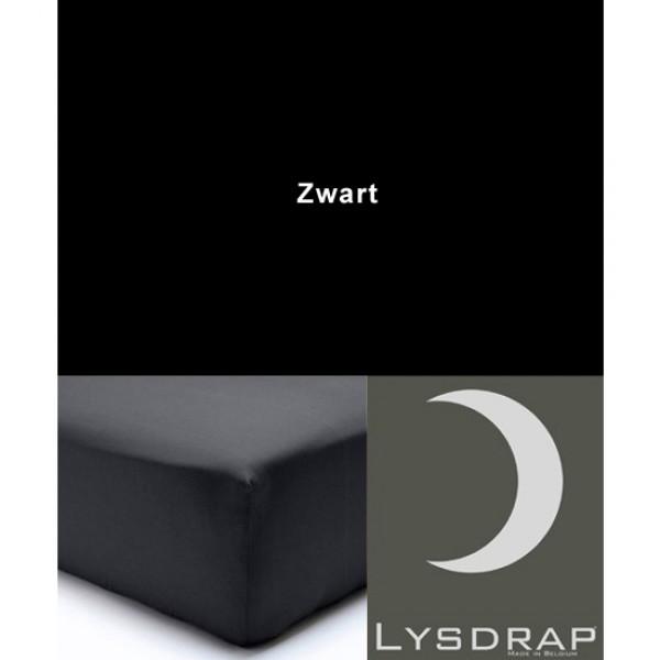 Lysdrap Hoeslaken Perkaal, H:20, Zwart