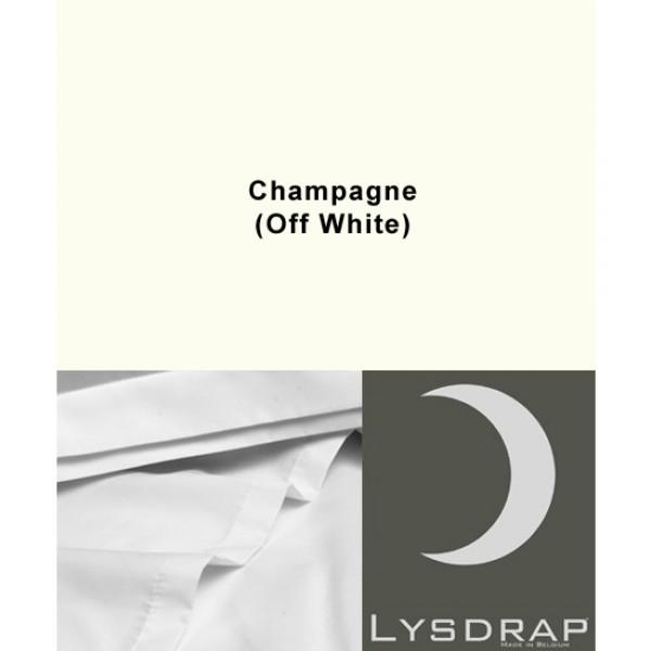 Lysdrap Lakenset Perkaal, Champagne Uni