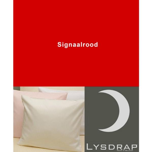 Lysdrap Sloop Perkaal, Signaalrood