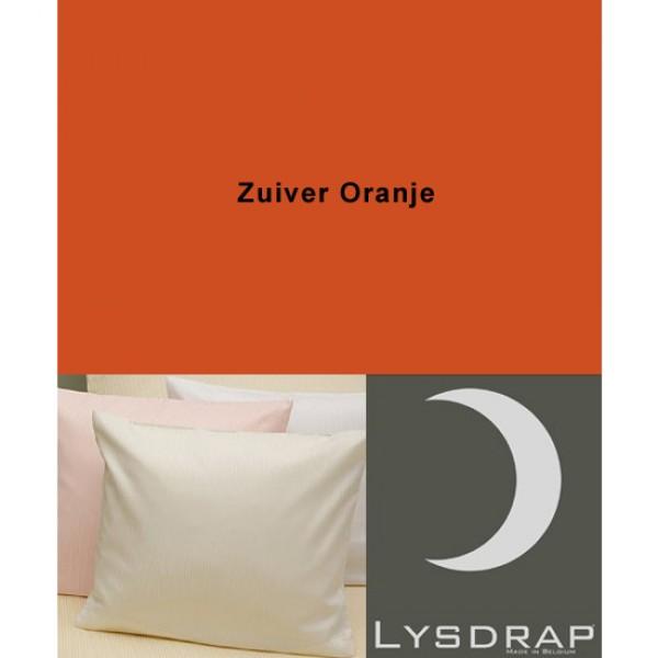 Lysdrap Sloop Satijn, Zuiver Oranje