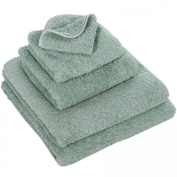 Abyss & Habid. Handdoek Super Pile, Aqua