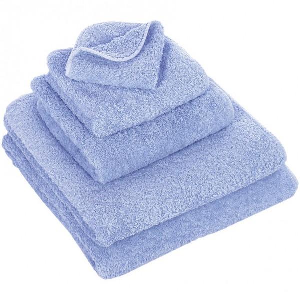 Abyss & Habid. Handdoek Super Pile, Powder Blue
