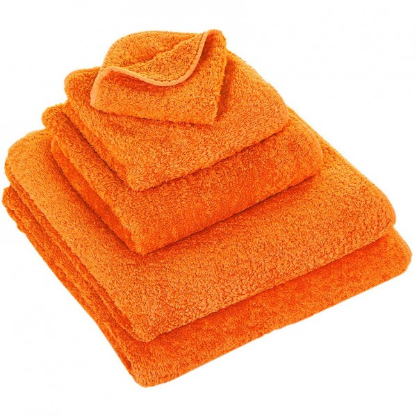 Abyss & Habid. Handdoek Super Pile, Orange