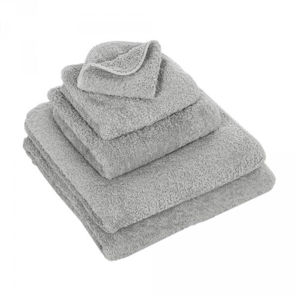 Abyss & Habid. Handdoek Super Pile, Platinium