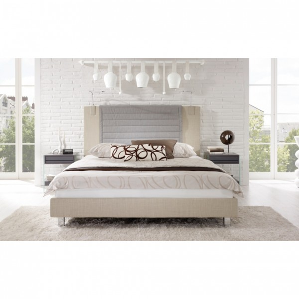 Swissflex bed Silhouette compleet