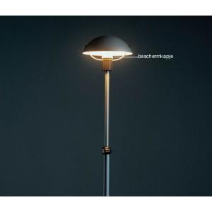 Auping Aureo Bedlamp, Glazen beschermkap
