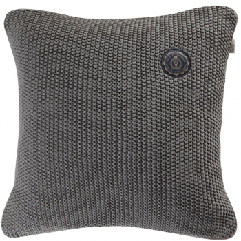 Grand Design Sierkussen Moss Knit, Grey