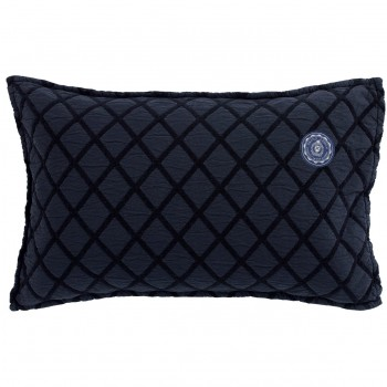 Grand Design Sierkussen Dunblane Diamond, Black