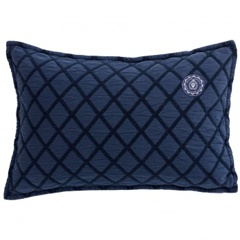 Grand Design Sierkussen Dunblane Diamond, Navy
