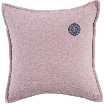 Grand Design Sierkussen Floral Quilt, Rose