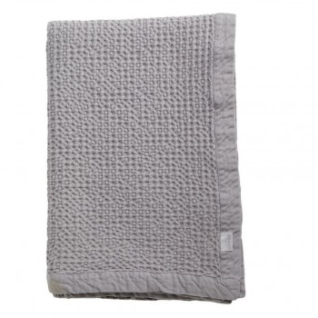 Grand Design Plaid Waffle, Light Grey