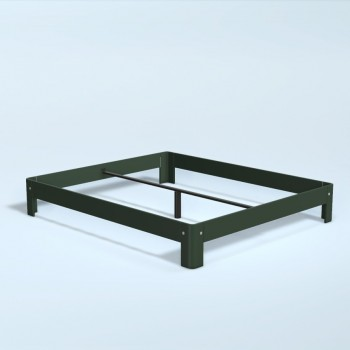 Auping Bed Auronde 1000, Pine Green
