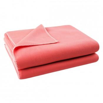 Zoeppritz Plaid Soft-Fleece, Flamingo (235)