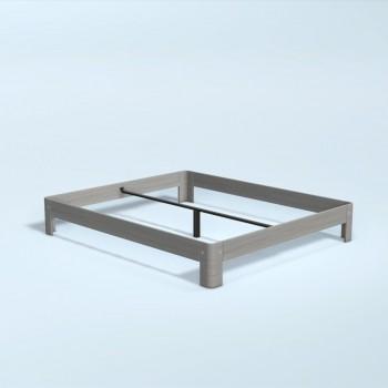Auping Bed Auronde 1000, Chalk Grey Oak