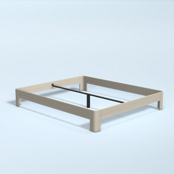 Auping Bed Auronde 1000, Soft White Oak