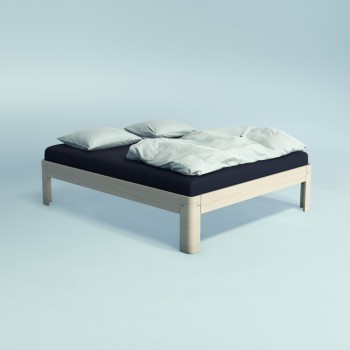 Auping Bed Auronde 2000, Soft White Oak