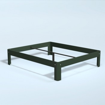 Auping Bed Auronde 2000, Pine Green