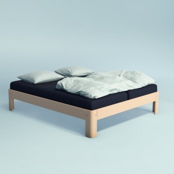 Auping Bed Auronde 1500, Blush