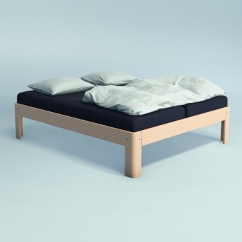 Auping Bed Auronde 2000, Blush