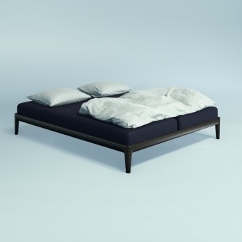 Auping Bed Essential, Deep Black