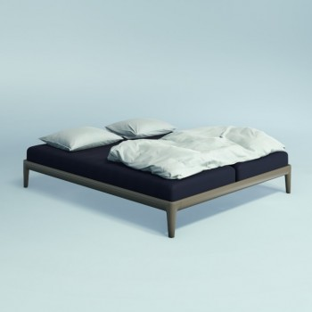 Auping Bed Essential, Warm Grey