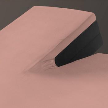 Auping Hoeslaken Jersey Splittopper, Light Pink