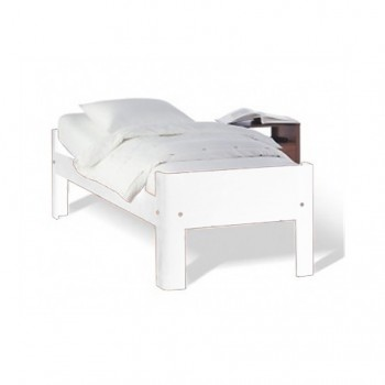 Auping Bed Auronde 3000, Pure White