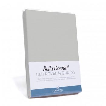 Bella Donna Tophoeslaken XL, Cement (0219)