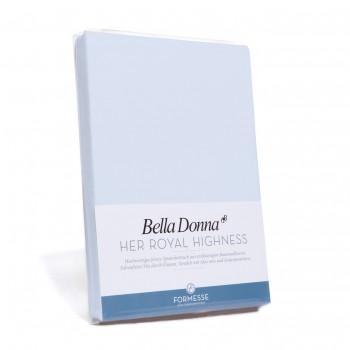 Bella Donna Tophoeslaken XL, Hemels Blauw (0523)