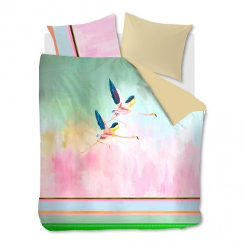 Oilily Dekbedovertrek Colorful Birds, Multi