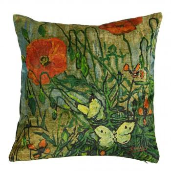 Van Gogh Sierkussen Coquelicot, Green
